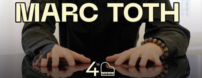 Concierto de Piano con Marc Toth
