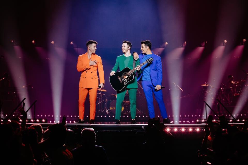 5 canciones que esperamos en el concierto de Jonas Brothers