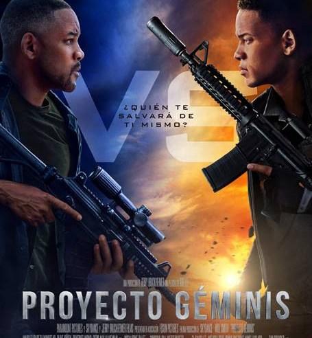 Proyecto Géminis | Especial 3D+ | Paramount Pictures México