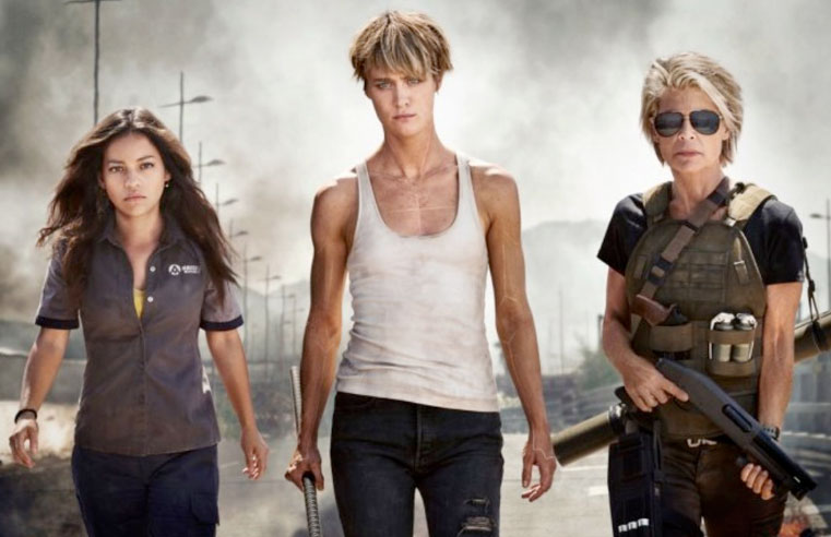 Reseña Terminator: Dark Fate