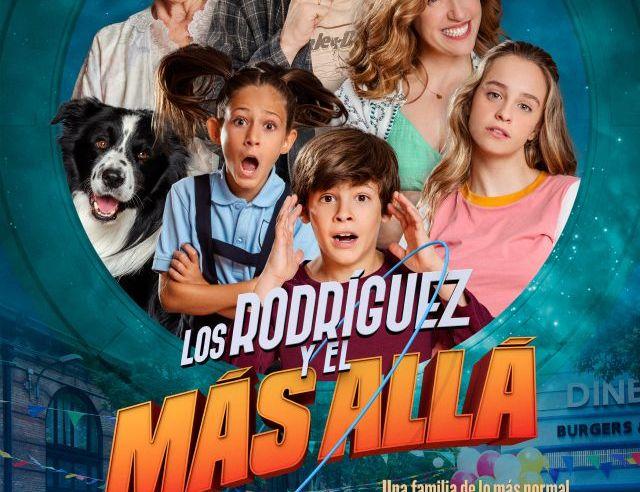 Los Rodríguez Y El Más Allá Premiere GDL