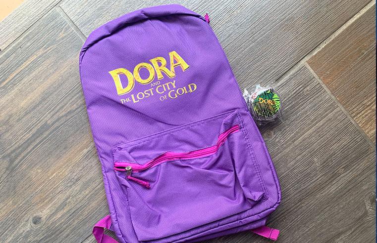 Gana un kit de Dora y La Ciudad Perdida