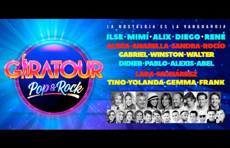 GiraTour Pop & Rock
