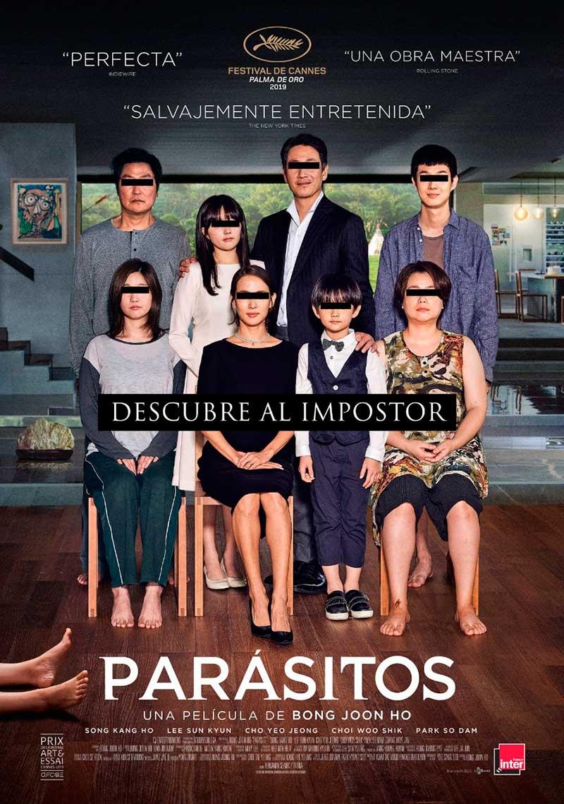 Parásitos premiere Guadalajara