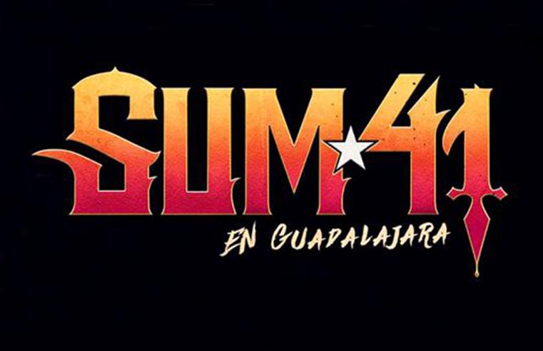 Sum 41 en Guadalajara