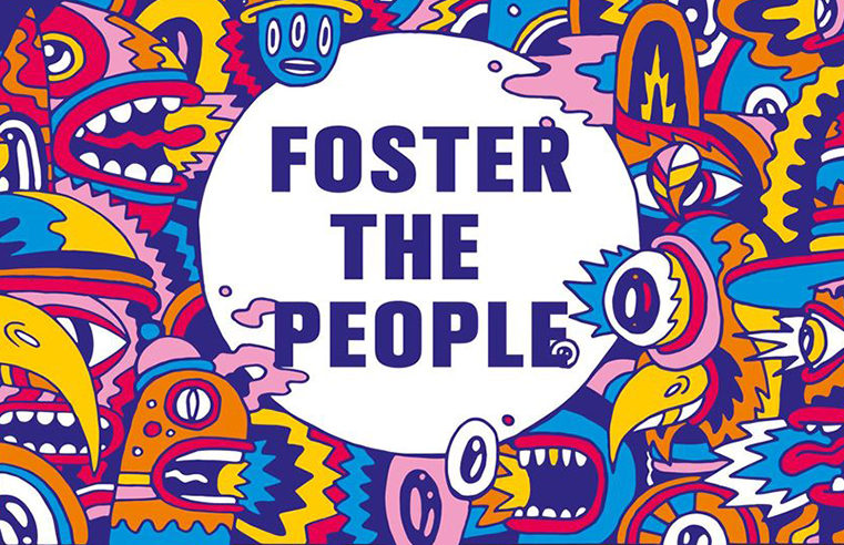 Foster the people en Guadalajara