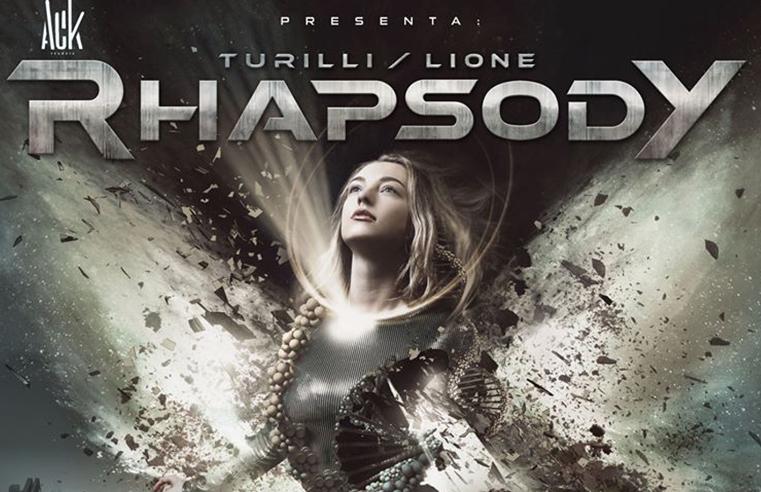 Turilli / Lione Rhapsody  en Guadalajara