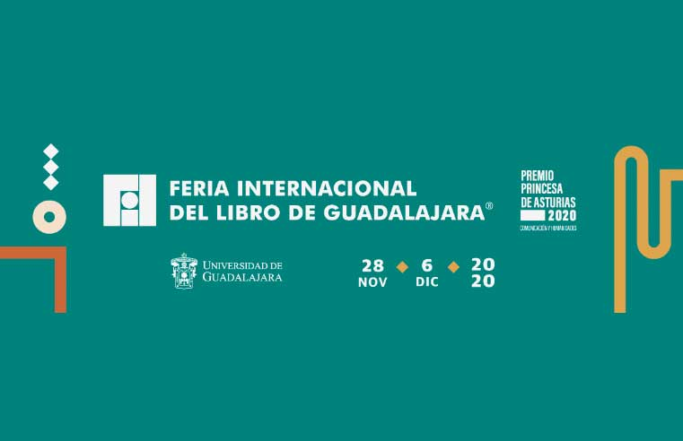 La FIL Guadalajara 2020 será completamente virtual