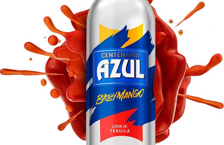Nuevo Azul Centenario BabyMango conócelo