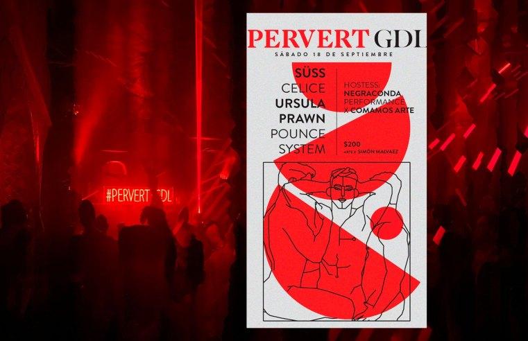 Pervert GDL 18 sep 2021
