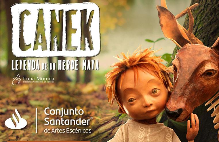 Canek, La leyenda de un héroe Maya