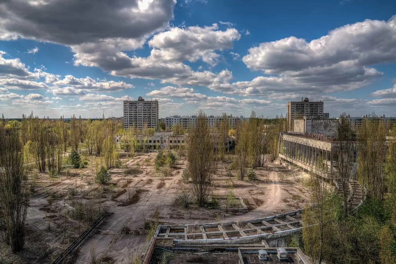 Reise nach Tschernobyl & Pripjat