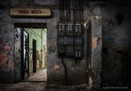 Lost Places Fototour zu einem ehemaligen Kraftwerk und zwei weiteren düstere Industriedenkmälern mit vielen verrosteten Gerätschaften, Öl, Staub und Ruß.