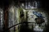Die verlassene Papiermühle