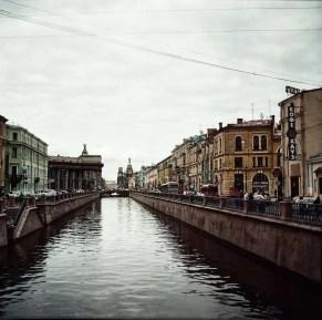 Fotoreise nach Sankt Petersburg