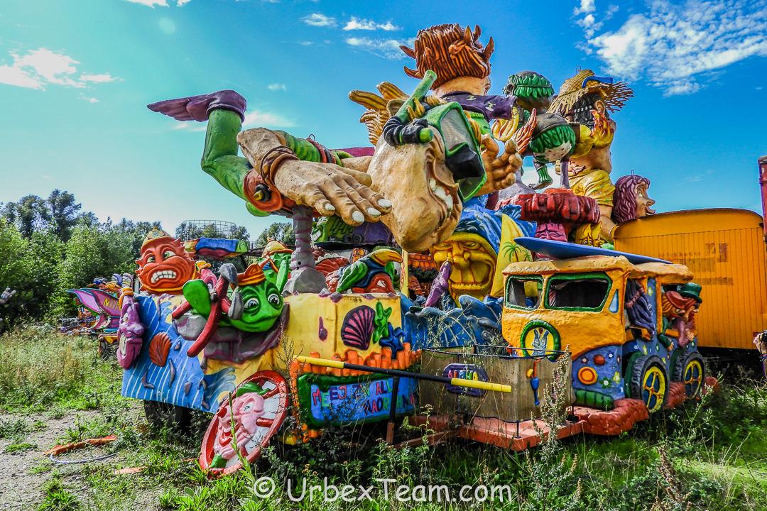 Carnaval Graveyard 17