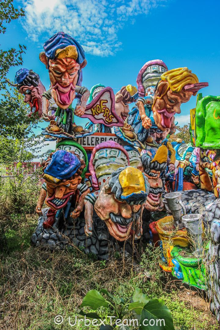 Carnaval Graveyard 5