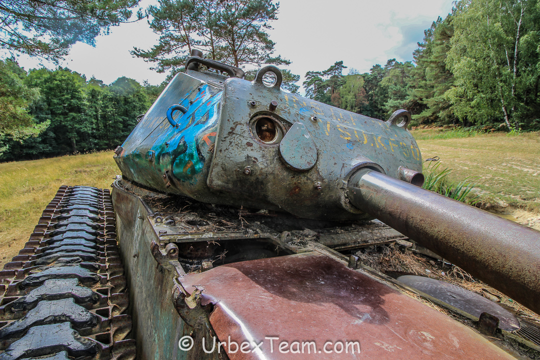 Lost Tanks 5