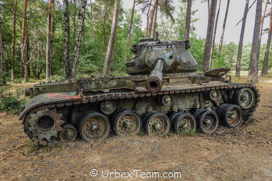 Lost Tanks 8