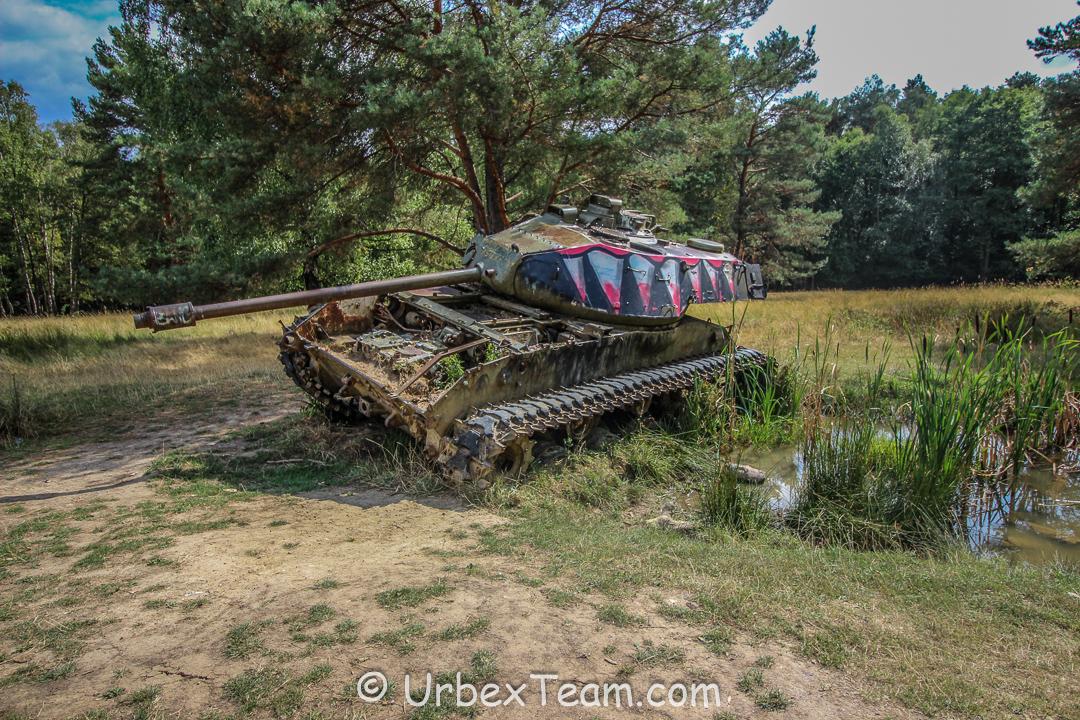 Lost Tanks