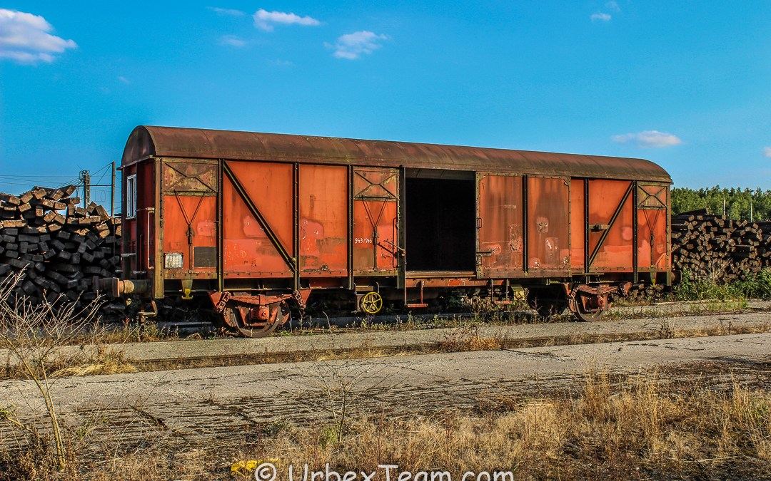 Lost Trainstation