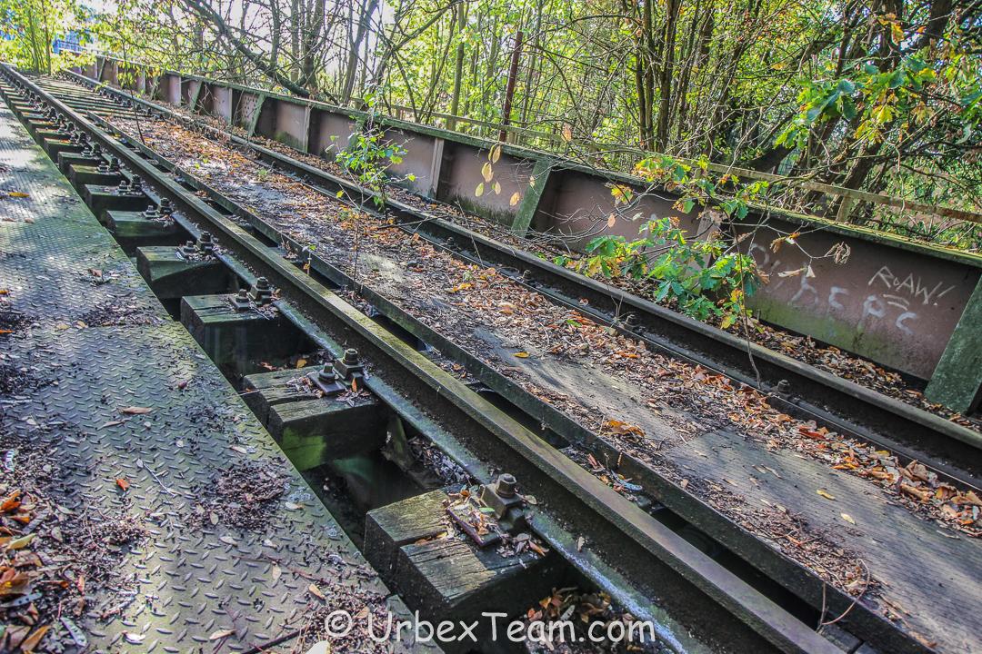 Old Train Bridge 5