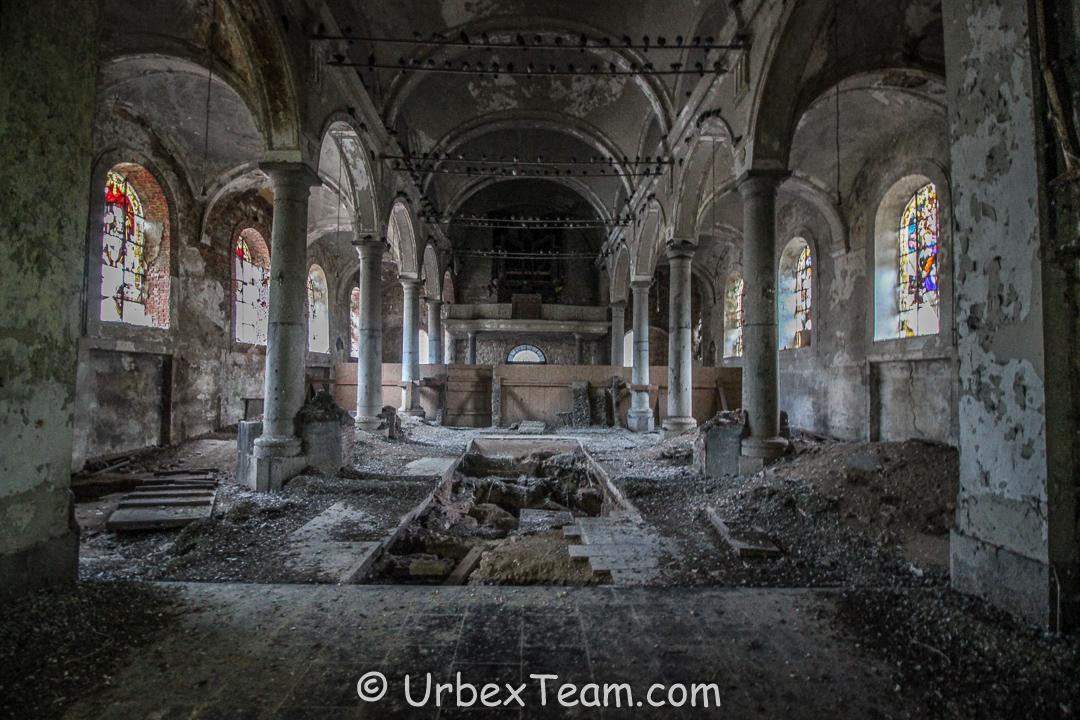 Gravestone Church 5