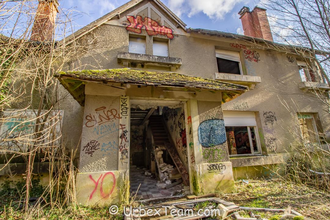 Grafiti House 6