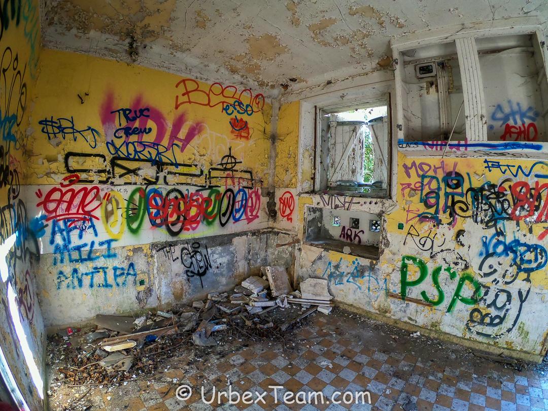 Grafiti House
