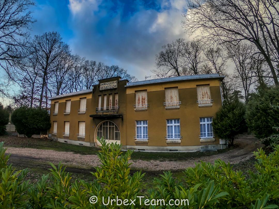 Sanatorium Du Dreux 10