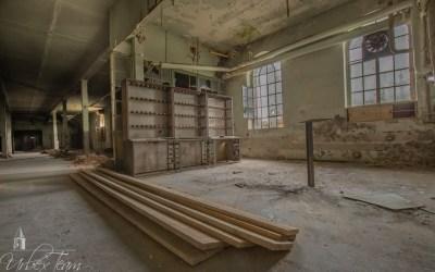 Gloeilampenfabriek M