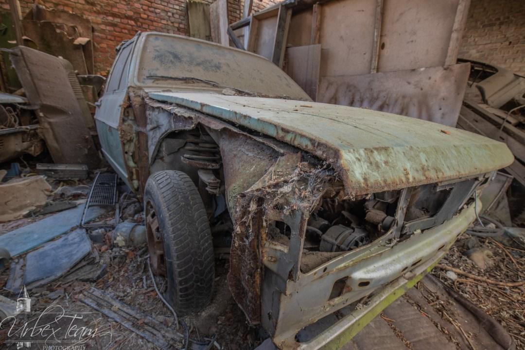 Old Iron B 5