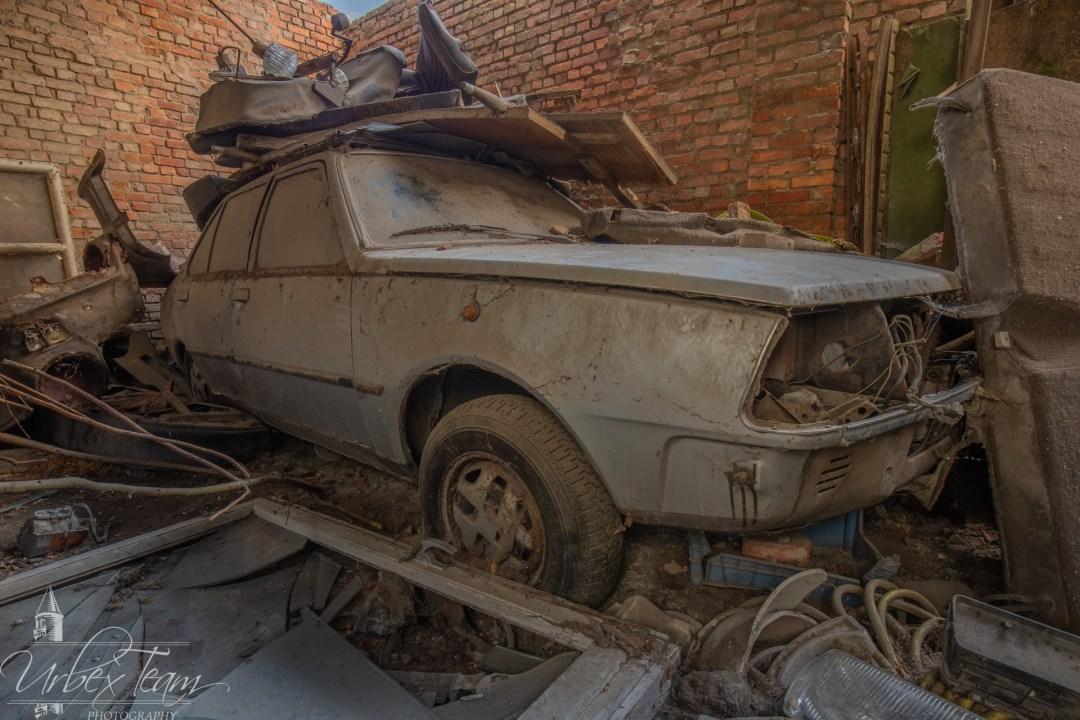 Old Iron B 6