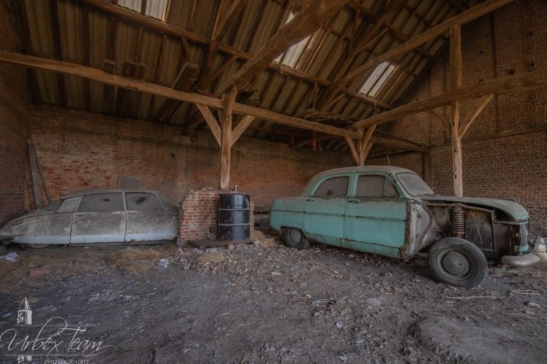 Oldtimer Barn 7