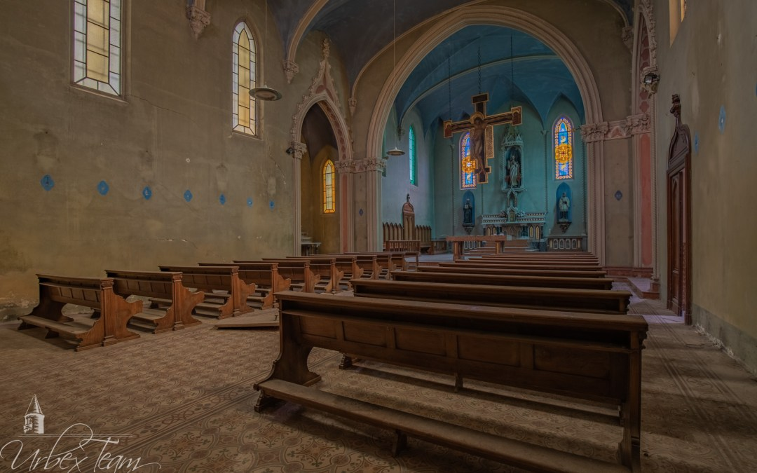 Blue Chapel 9