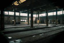 SNCB DEPOT M Cimetière de locomotives 003