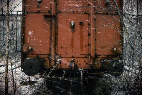 SNCB DEPOT M Cimetière de locomotives 038