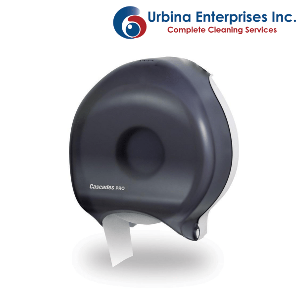 Jumbo Single Toilet Paper Dispenser