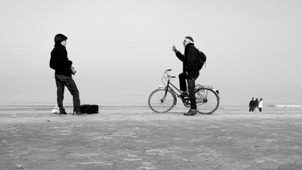 Conversation, by Nicolas Decoopman