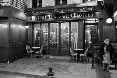 Bistrot parisino