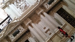 church enterance