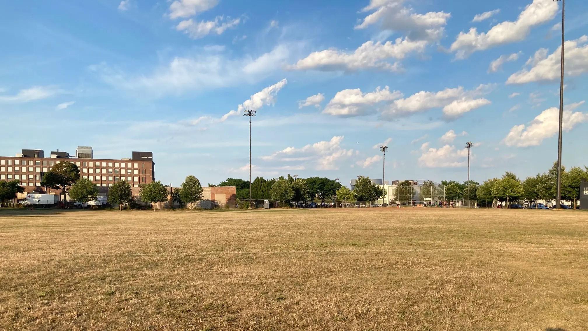 Clifford Playground in Roxbury