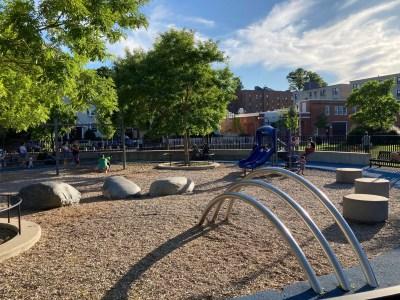 Joan Lorentz Park playground