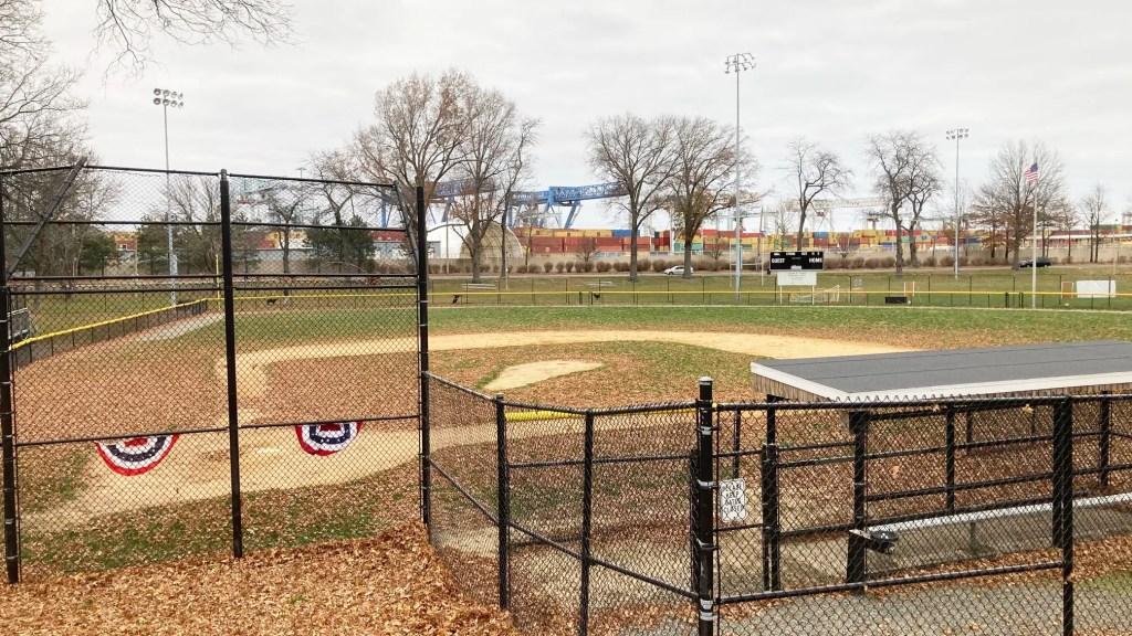 Evans Field South Boston