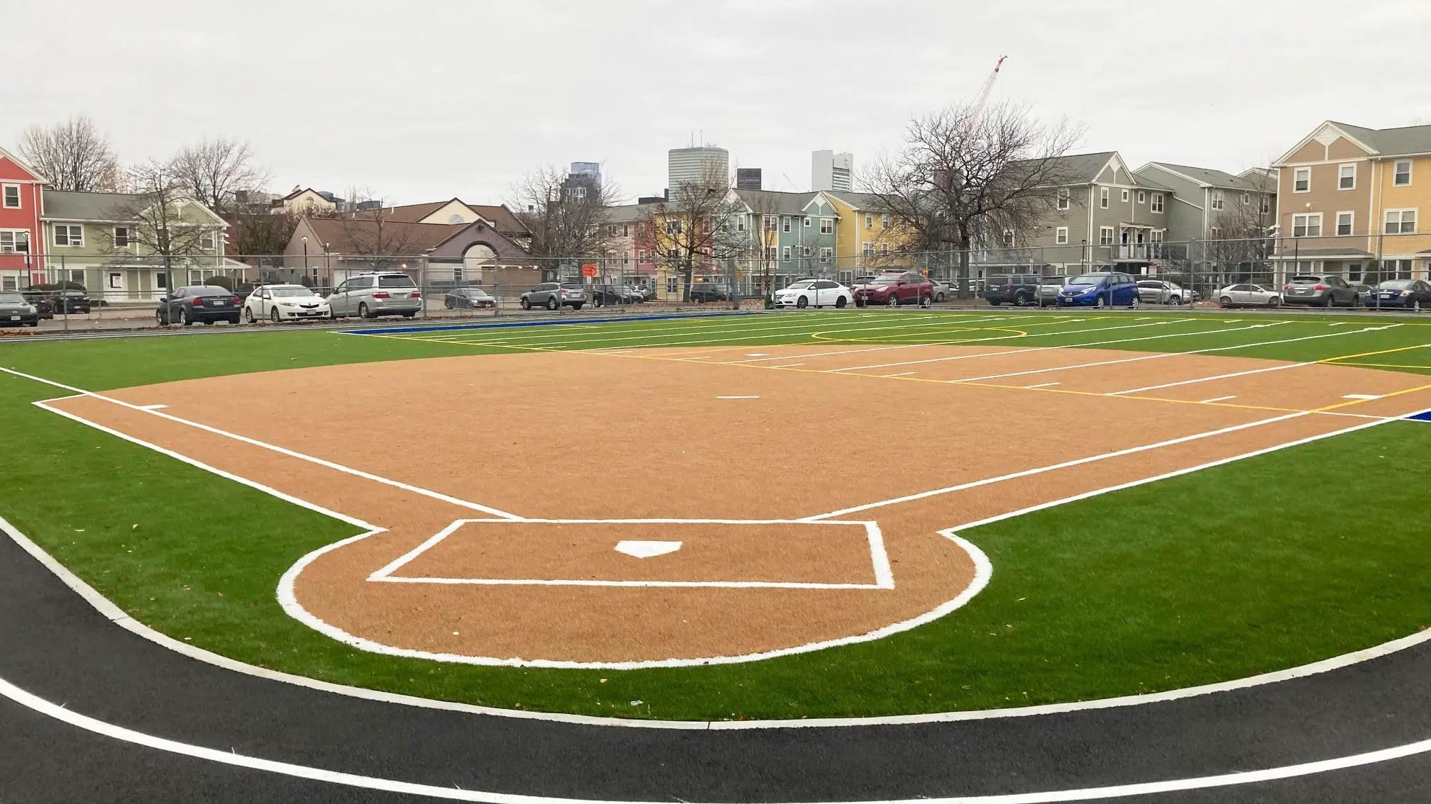 Orton Field South Boston