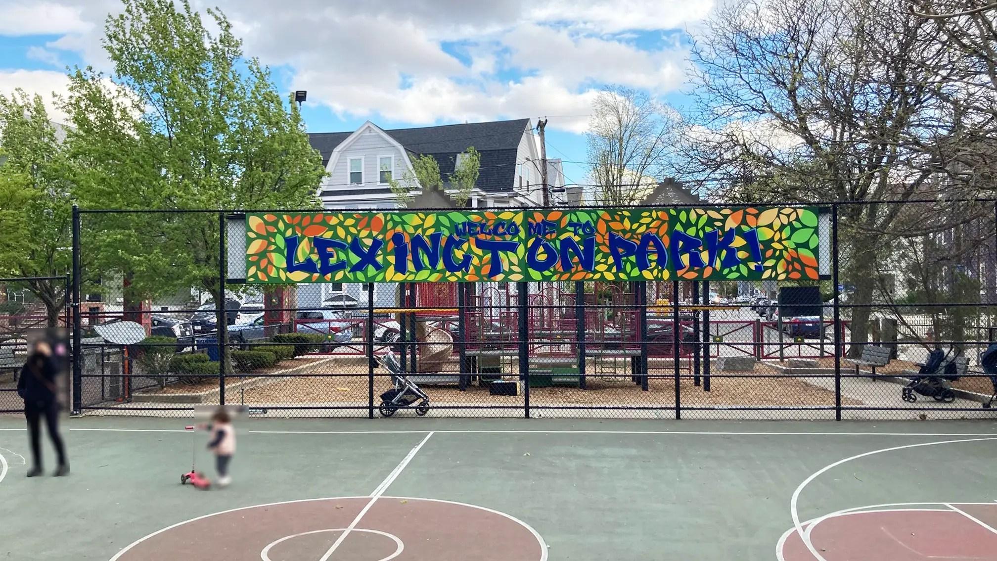 Lexington park somerville ma