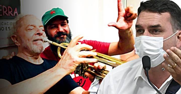 """""""E o Lula, hein?"""": Flávio associa Tite ao ex-presidente  para justificar crise da Copa América"""