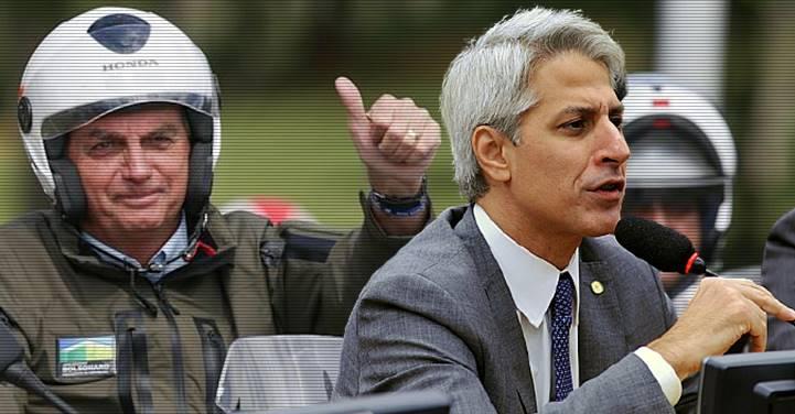 Molon diz que oposição acionará MP, TCU e pedirá impeachment de Bolsonaro por novo crime
