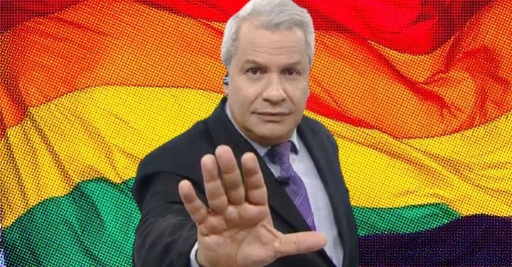 """Após ataques ao público LGBTQIA+, o que explica Sikêra Jr. ainda estar no ar?"", pergunta jornalista"
