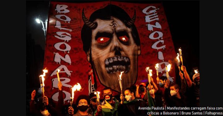 """""""Afastamento do 'serial killer' do Planalto tornou-se imperativo ético, humanitário e político"""", diz jornalista"""